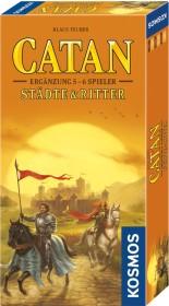 Die Siedler von Catan - Städte & Ritter für 5 & 6 Spieler (Ergänzung)