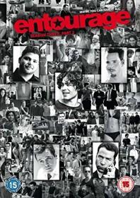 Entourage Season 3.2 (DVD) (UK)