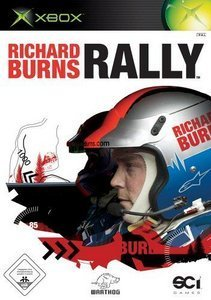 Richard Burns Rally (niemiecki) (Xbox)