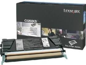 Lexmark Toner C5202KS black