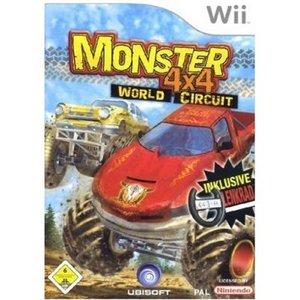 Monster 4x4 World Circuit (englisch) (Wii)