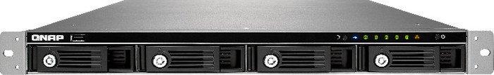 QNAP Turbo Station TS-470U-RP, 4x Gb LAN