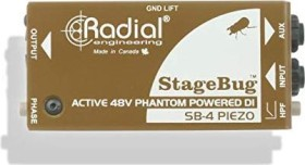 Radial StageBug SB-4