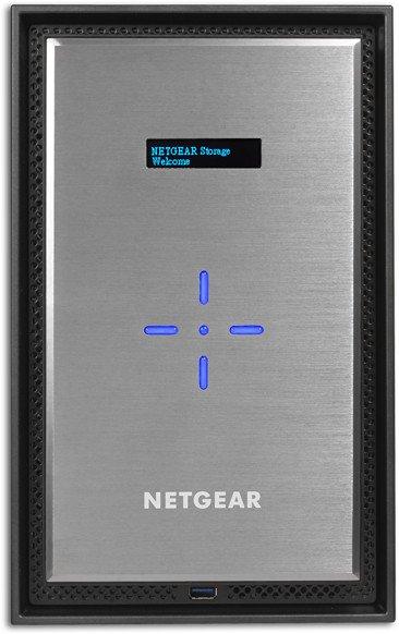 Netgear ReadyNAS 628X, 2x 10GBase-T LAN (RN628X00-100NES)