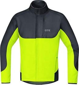 Gore Wear C5 Gore Windstopper Thermo Trail Radjacke black/neon yellow (Herren) (100376-9908)