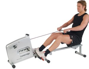 Christopeit Cambridge rowing machine