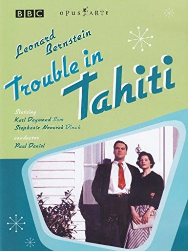 Leonard Bernstein - Trouble in Tahiti -- via Amazon Partnerprogramm