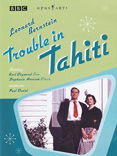Leonard Bernstein - Trouble in Tahiti -- via Amazon Partnerprogramm