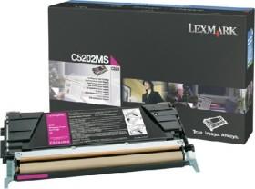 Lexmark Toner C5202MS magenta