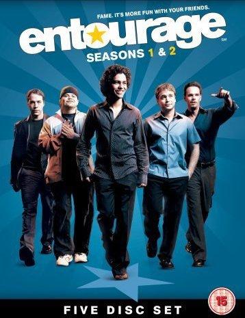 Entourage Box (Season 1-2) (UK) -- via Amazon Partnerprogramm
