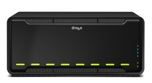 Data Robotics Drobo B800fs, 2x Gb LAN