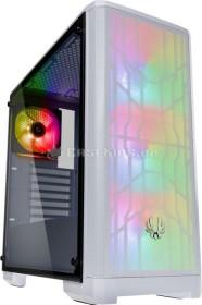 BitFenix Nova Mesh TG 4ARGB weiß, Glasfenster (BFC-NVM-300-WWGKW-4A)