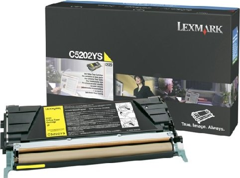 Lexmark C5202YS Toner gelb -- via Amazon Partnerprogramm