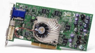 Creative 3D Blaster 4 Titanium 4400, GeForce4 Ti4400, 128MB DDR, DVI, TV-out, AGP