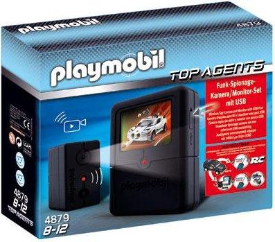 playmobil - Top Agents - Spionage Kameraset (4879) -- via Amazon Partnerprogramm