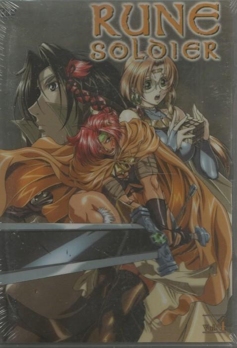 Rune Soldier Vol. 4 -- via Amazon Partnerprogramm