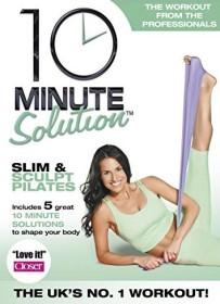 Fitness: 10 Minute Solution - Slim & Sculpt Pilates (DVD) (UK)