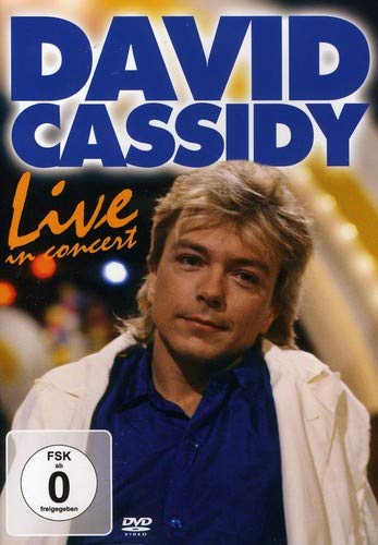 David Cassidy - Live in Concert -- via Amazon Partnerprogramm