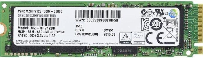 HP Z TurboDrive G2 256GB, M.2
