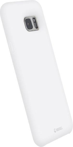 Krusell Bellö Cover für Samsung Galaxy S8+ weiß (60969)