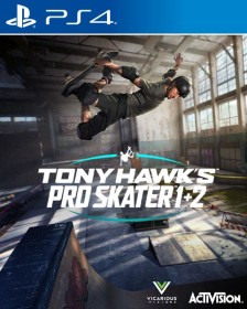 Tony Hawk's Pro Skater 1+2 - Collector's Edition (PS4)