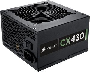 Corsair Builder Series CX430 V2  430W ATX 2.3 (CMPSU-430CXV2)