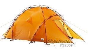 VauDe Power Atreus geodetic tent -- © globetrotter.de