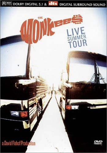 The Monkees - Live Summer Tour -- via Amazon Partnerprogramm