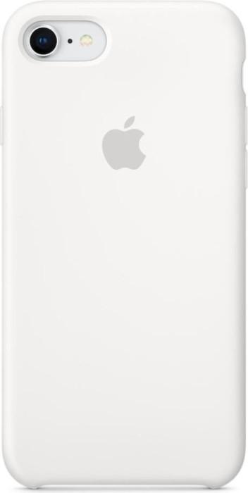 apple silikon case f r iphone 8 wei mqgl2zm a ab 24. Black Bedroom Furniture Sets. Home Design Ideas