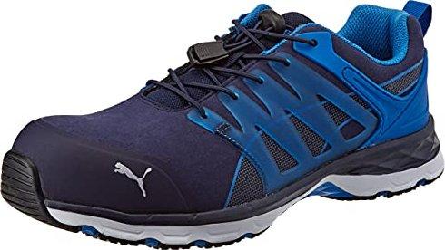 best value 641c6 78394 Puma Velocity 2.0 Low Sicherheitsschuhe blau (Herren) (643850) ab € 95,08