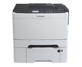 Lexmark CS410dtn, Farblaser (28D0120)