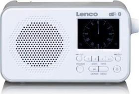 Lenco PDR-035 weiß