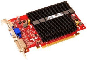 ASUS EAH4350 SILENT/DI/1GD2, Radeon HD 4350, 1GB DDR2, VGA, DVI, HDMI (90-C1CM1A-L0UANAKZ)