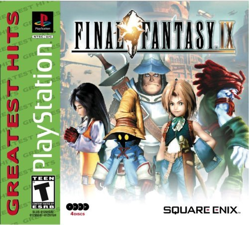 Final Fantasy IX (PS1) -- via Amazon Partnerprogramm