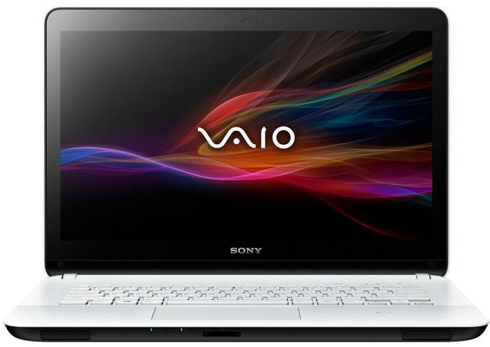 Sony Vaio Fit 15E weiß (SVF1521B7E/W)