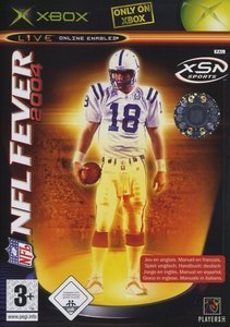 NFL Fever 2004 (deutsch) (Xbox)