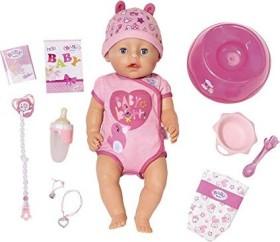 Zapf creation BABY born Puppe - Interaktiv, Mädchen (815793)