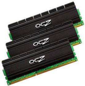 OCZ Blade Low Voltage DIMM Kit 6GB, DDR3-1600, CL6-6-6-24 (OCZ3B1600LV6GK)