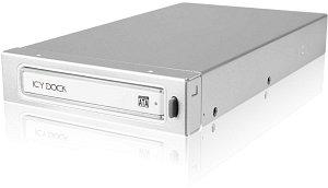 "Cremax Icy Dock MB663USR-1S silver, 2.5"", USB 2.0 micro B"