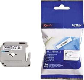 Brother M-K221SBZ label-making tape 9mm, black on white (MK221SBZ)