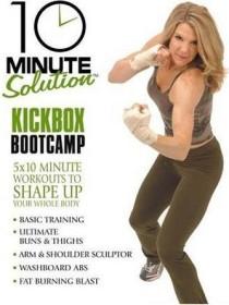 Fitness: 10 Minute Solution - Kickbox Boot Camp (DVD) (UK)