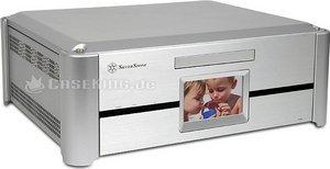SilverStone Grandia GD02S-MT silber (SST-GD02S-MT) -- © caseking.de