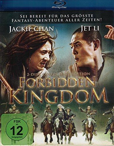 The Forbidden Kingdom (Special Editions) (Blu-ray) -- via Amazon Partnerprogramm