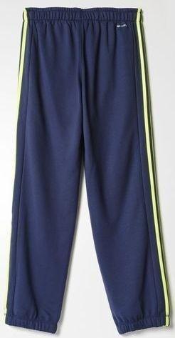 adidas Sport Essentials 3 Streifen Hose lang greysolar
