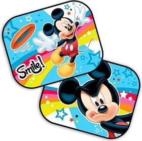 Disney Sonnenschutz-Vorhänge Mickey (9313)