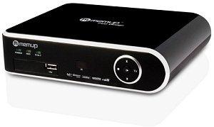 memup Media Disk FX TV HD 1TB, USB 2.0