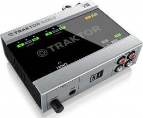 Native Instruments tractor Scratch A6