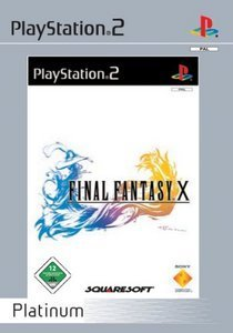Final Fantasy X (niemiecki) (PS2)