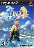 Final Fantasy X (English) (PS2)
