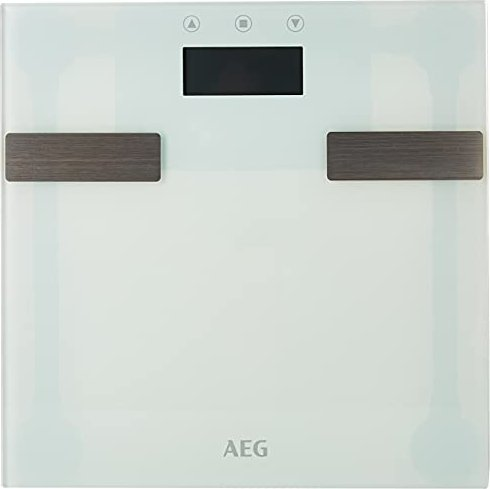 AEG ETV PW5644FA electronic body analyser scale white -- via Amazon Partnerprogramm